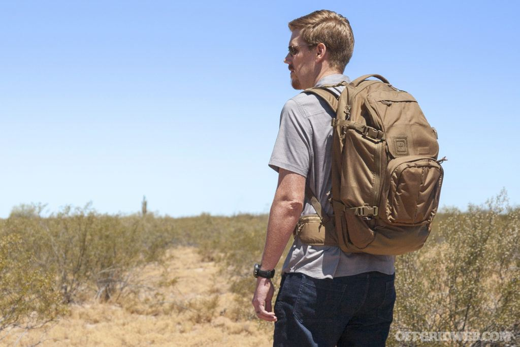Review: 5.11 Tactical AMP Backpack Series
