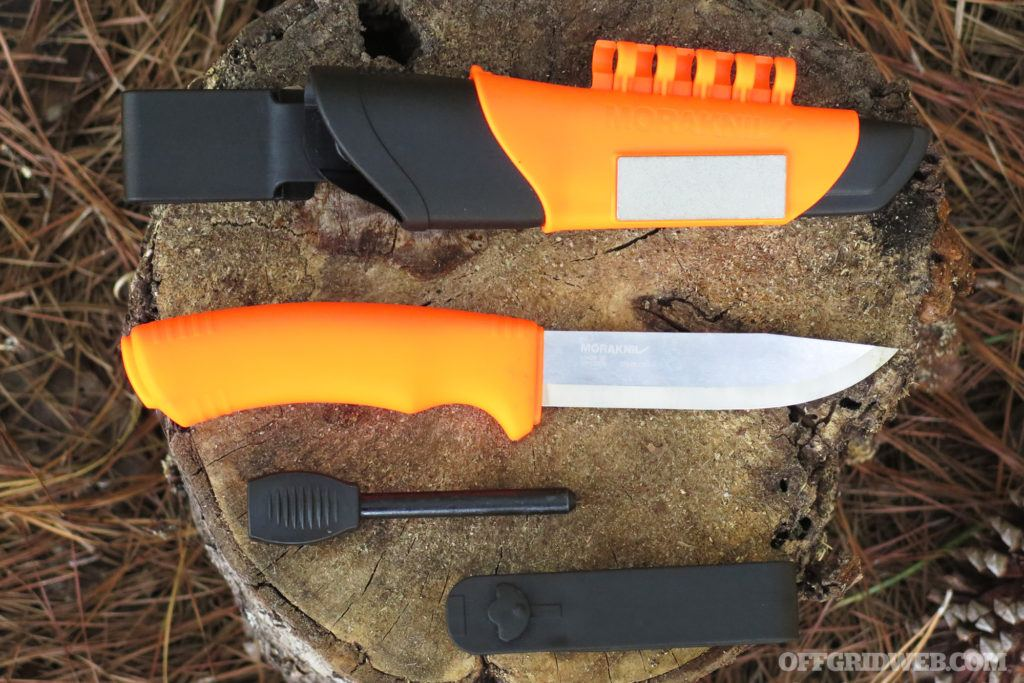 Review: Mora Bushcraft Survival Knife
