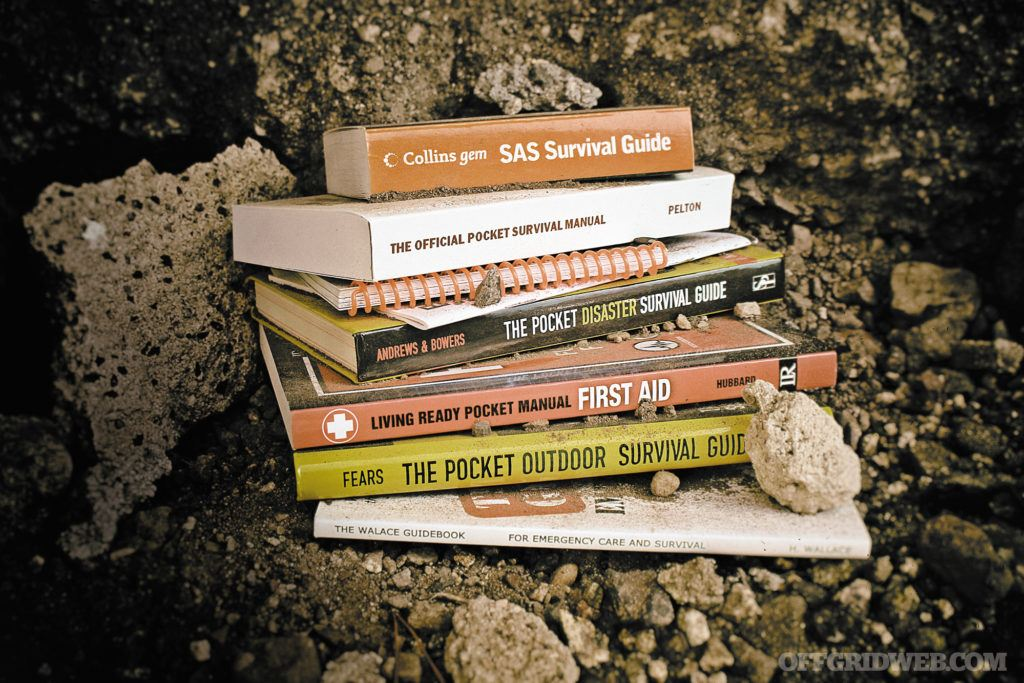 Pocket Survival Book Buyer's Guide – Small Books for Big Trouble