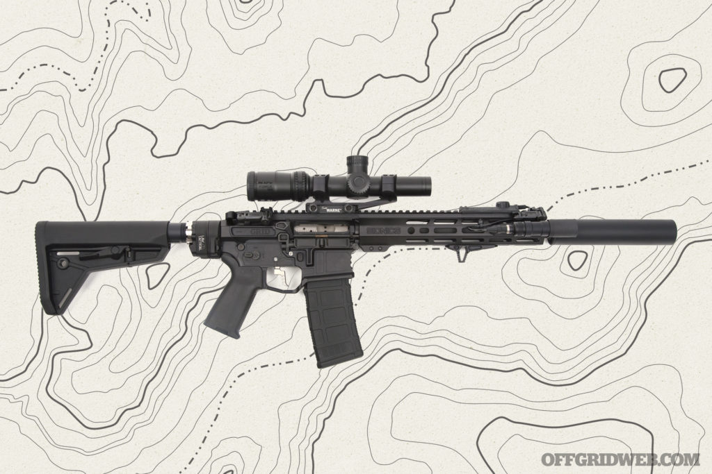 RECOIL Build Sheet: Our Survivalist AR-15 SBR