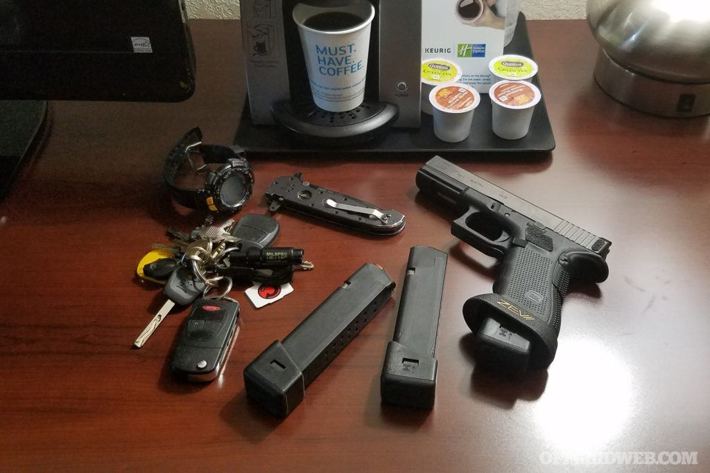 Road Trip Safety – Part 1: Traveling with Firearms