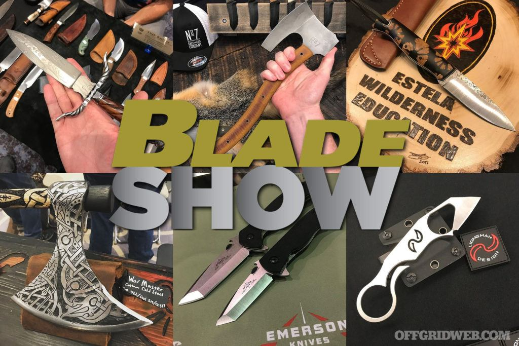 Live Coverage: Blade Show 2019