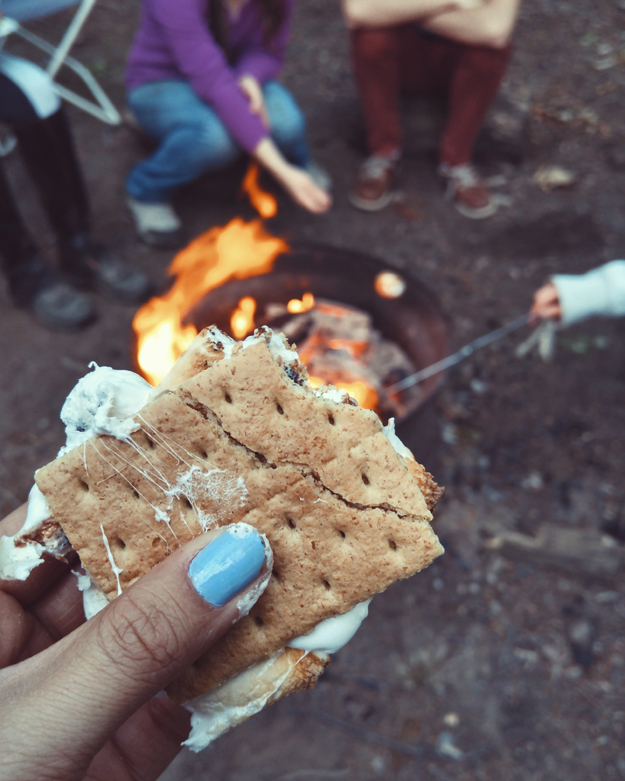 Dessert | Quick & Easy Camping Recipes For Anytime of Day