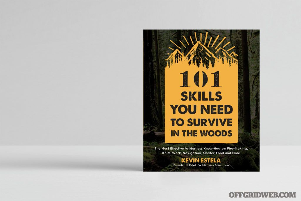 """Book Review: """"101 Skills You Need to Survive in the Woods"""""""