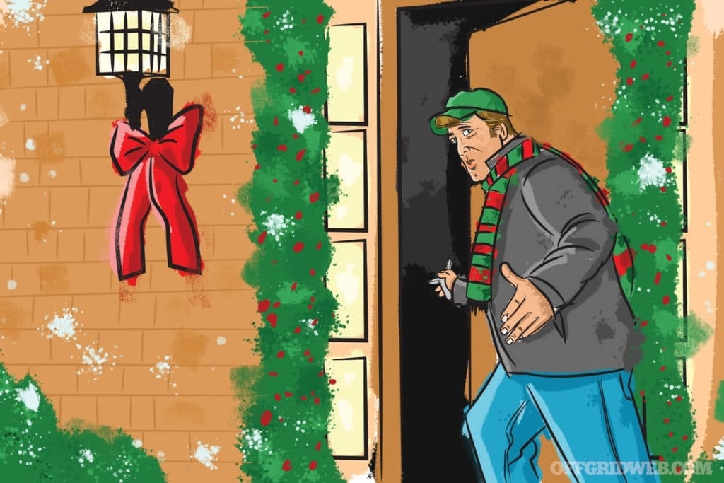 What If You Stumbled Upon a Potential Home Burglary?